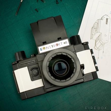 Konstruktor DIY SLR Camera