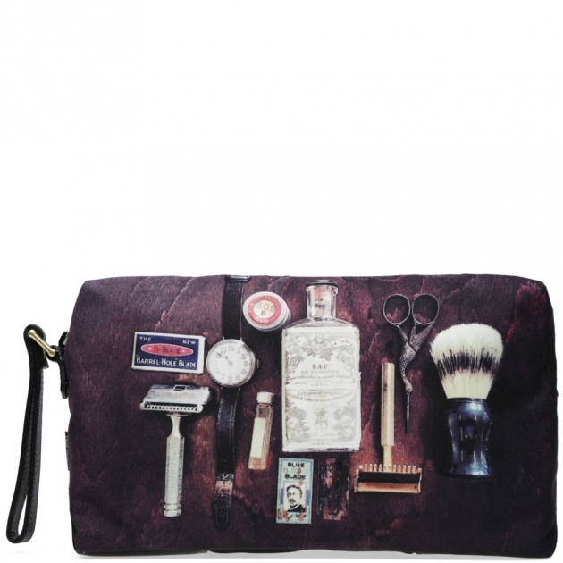 Paul Smith Vintage Objects Print Washbag