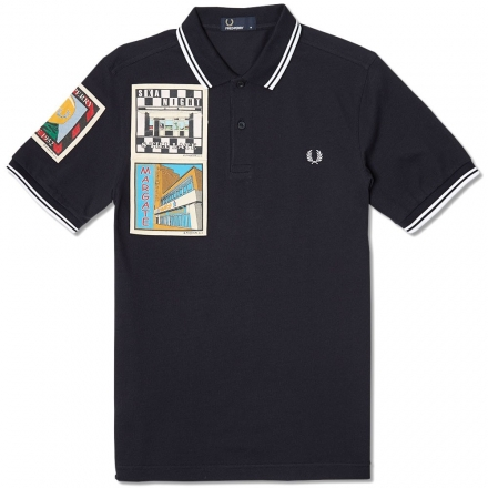 Fred Perry Margate Paddy Patch Polo