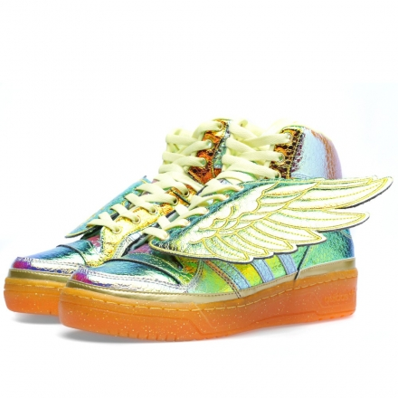 Adidas ObyO x Jeremy Scott Foil Wings