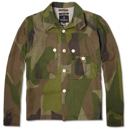 Nigel Cabourn Classic Shirt Jacket