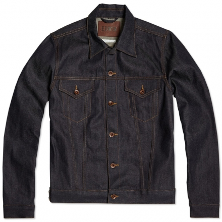Edwin Rainbow Selvedge Buddy Jacket