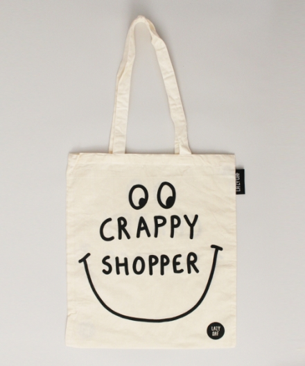 Crappy Shopper Tote Bag