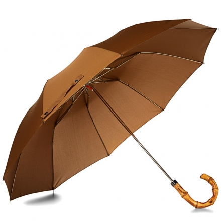 London Undercover Whangee Folded Umbrella