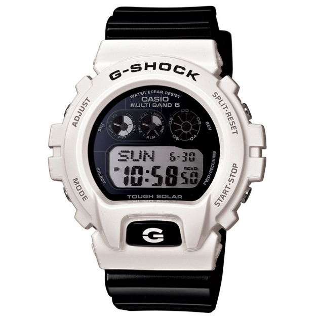 Casio G-Shock GW-6900GW-7ER 'Garish White' Watch