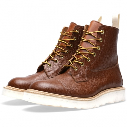 x Tricker's Two Tone Capped Super Boot