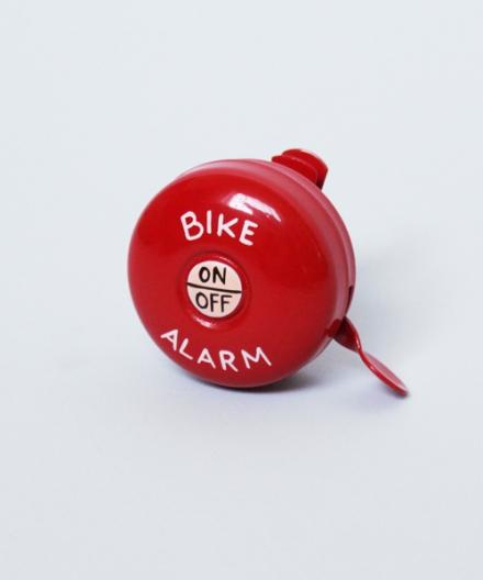 Bike Alarm Bike Bell