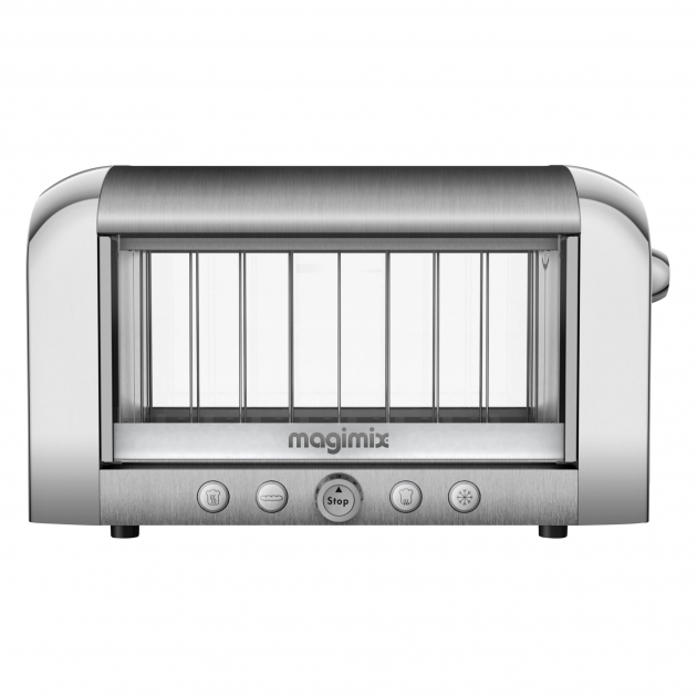 Magimix 11526 Brushed Vision 2-Slice Toaster