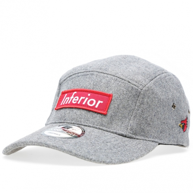 Mark McNairy for Heather Grey Wall Inferior Jet Cap