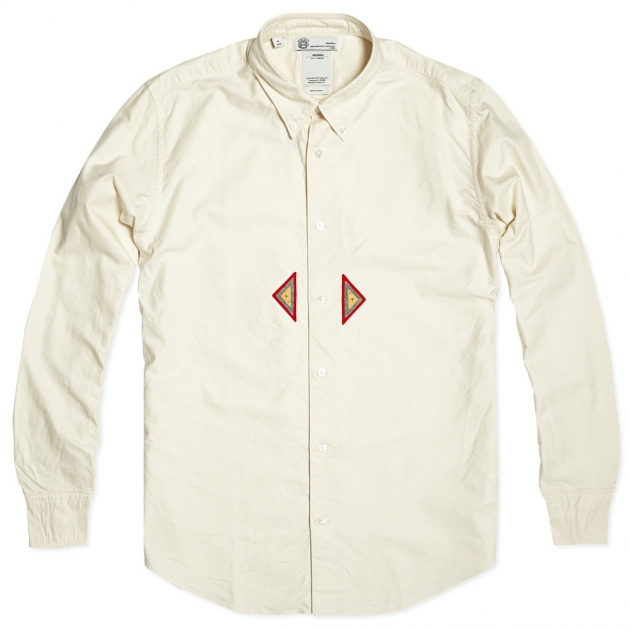 Visvim Lungta Menri Button Down Giza Shirt