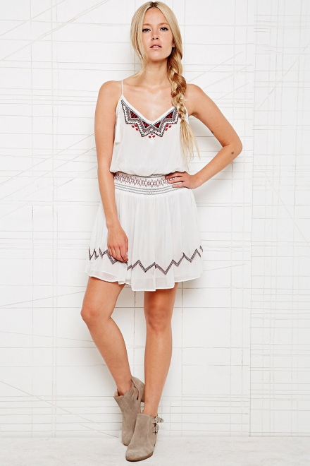 Free People Penny Lovebird Dress