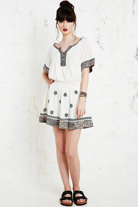 Free People Marfa Short Dress