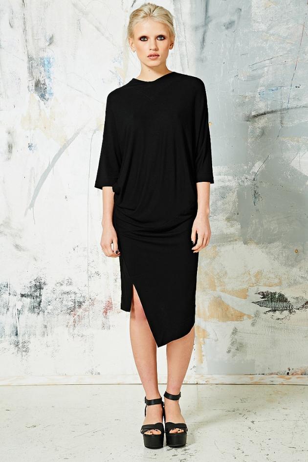 Anglomania Jersey Tip Printed Dress