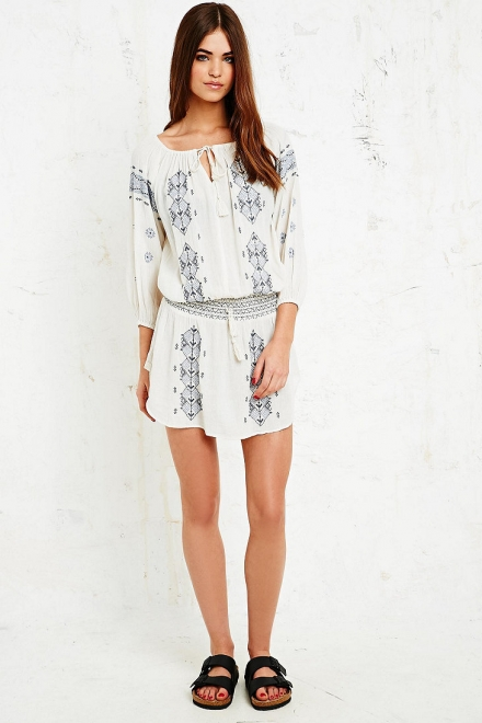 Denim & Supply Ralph Lauren Embroidered Dress