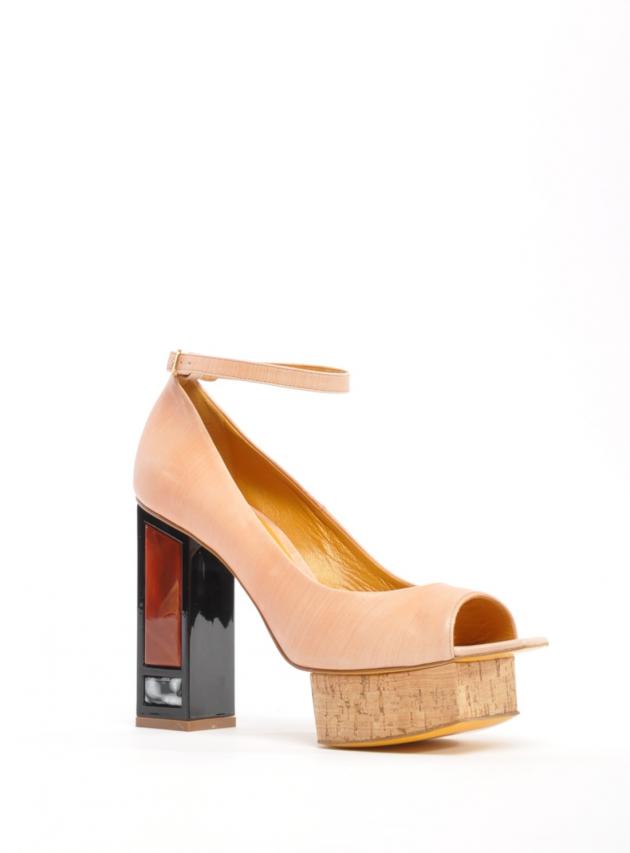 Pale Pink Tropic Sandals