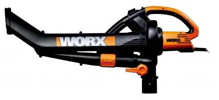 Worx WG500E Blower/ Mulcher/ Vacuum