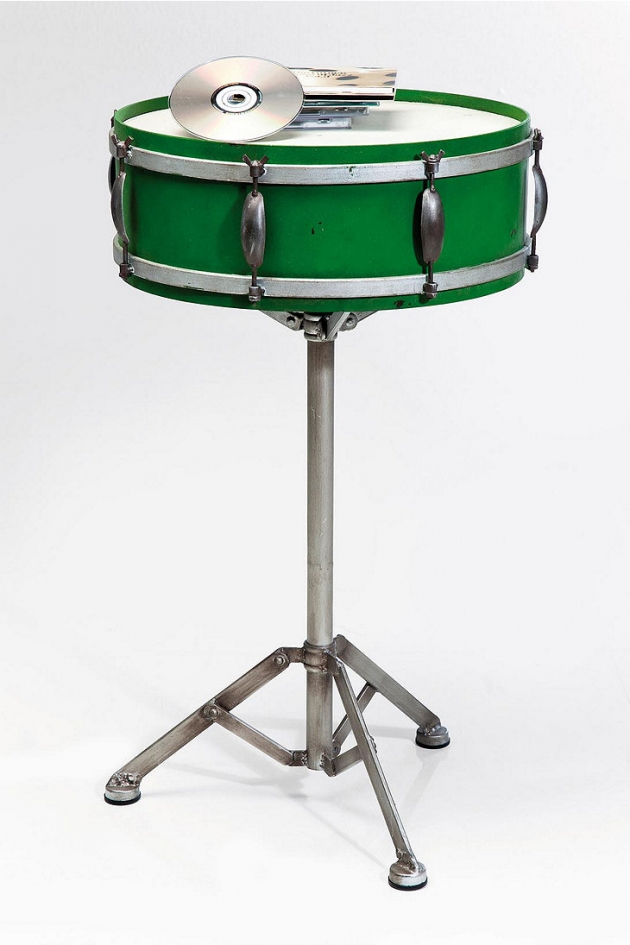 Snare Drum Side Table