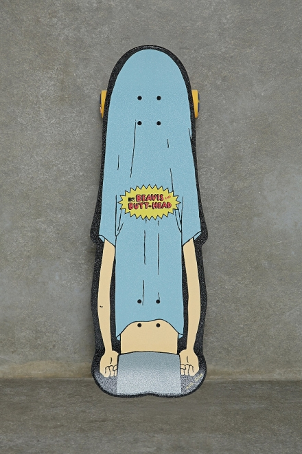 Globe Beavis and Butthead 30 Inch Skateboard