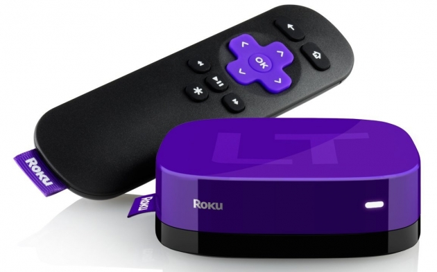 Roku 2400EU LT AV Receiver Set-Top Box