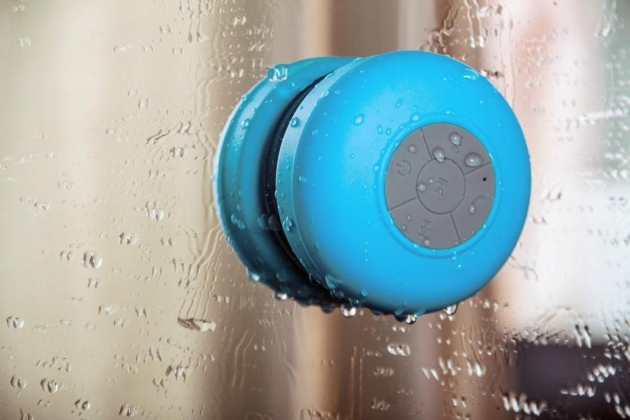 Portable Waterproof Bluetooth Mini Speaker