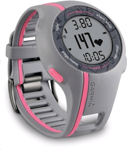 Garmin Forerunner 110 GPS Womans Sports Watch
