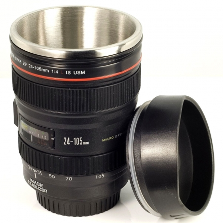 Stainless Lens cup EF 24-105mm