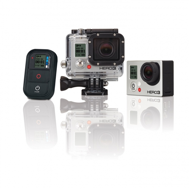GoPro Hero 3 Edition Camcorder – Black