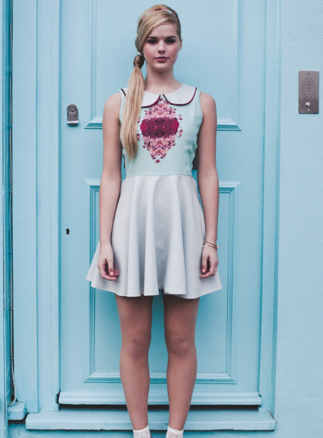 Lana Silk Dress