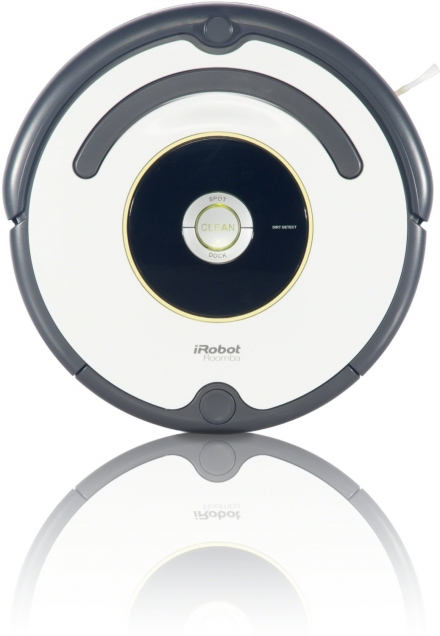 iRobot Roomba 620 Vacuum Cleaning Robot