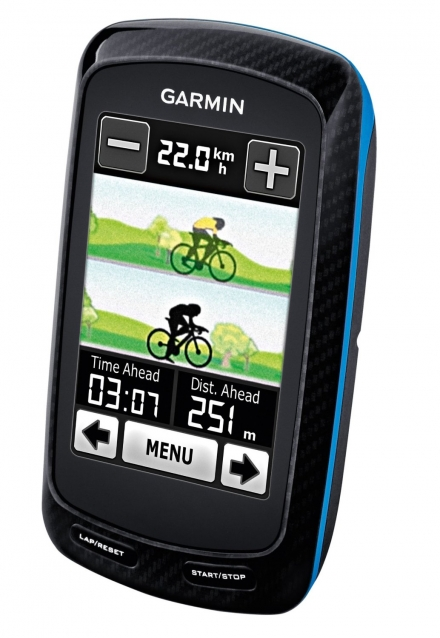 Garmin Edge 800 Touchscreen GPS Bike Computer Performance Bundle