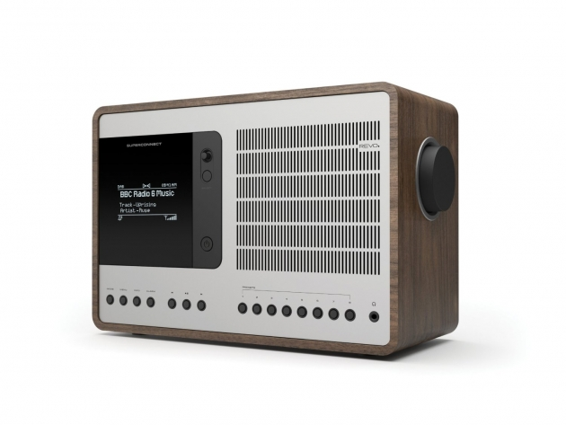 Revo SuperConnect Multi Format Deluxe Table Radio