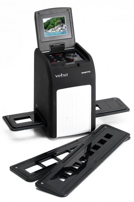 Veho – Stand Alone Slide and Negative Scanner