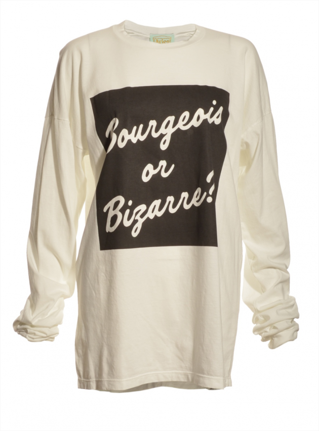 Bourgeois Long Sleeved Tee Shirt