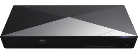 Sony BDPS5200 3D Smart Blu-ray Player with Super Wi-Fi