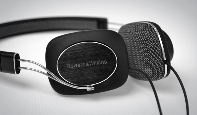 B&W P3 On-Ear Headphones