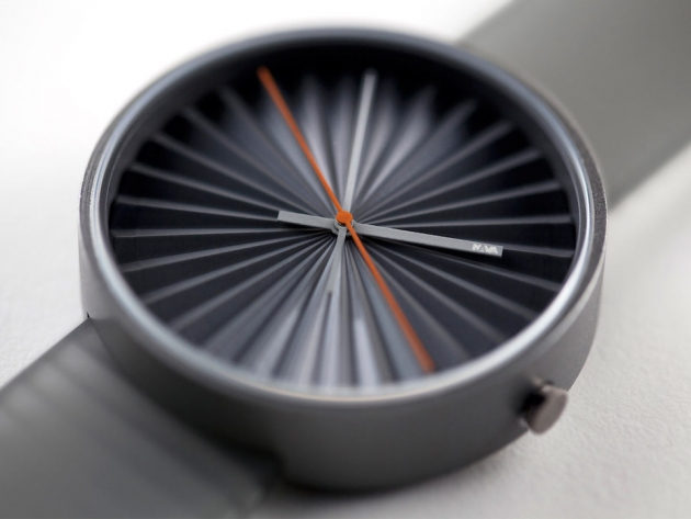 Plicate Watch by Benjamin Hubert