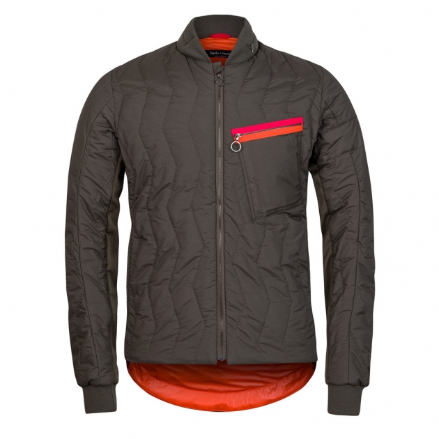 Rapha X Raeburn Quilted Cycling Jacket