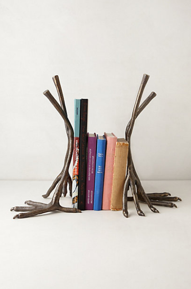 Retractor Bookends