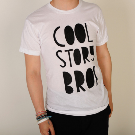 'COOL STORY BRO' T-SHIRT