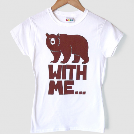 BEAR WITH ME… T-SHIRT