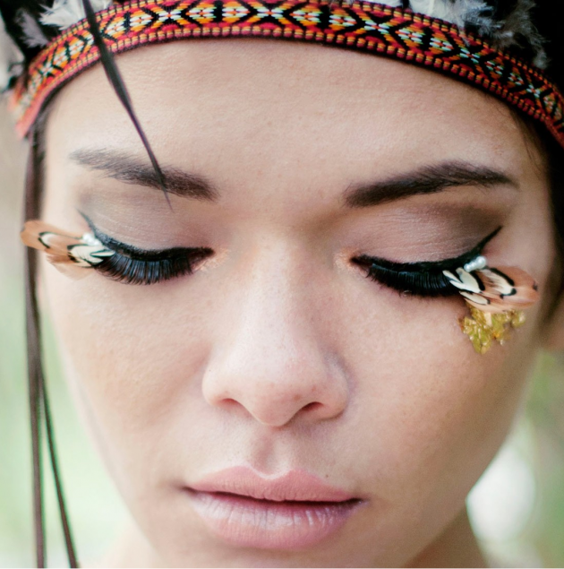 YOUR TRIBAL LASH