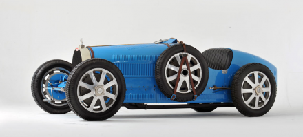 1925 BUGATTI TYPE 35B GRAND PRIX TWO-SEATER