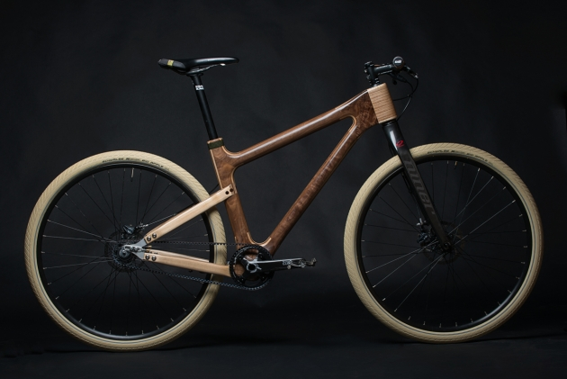 ANALOGONE ONE BICYCLE BY GRAINWORKS