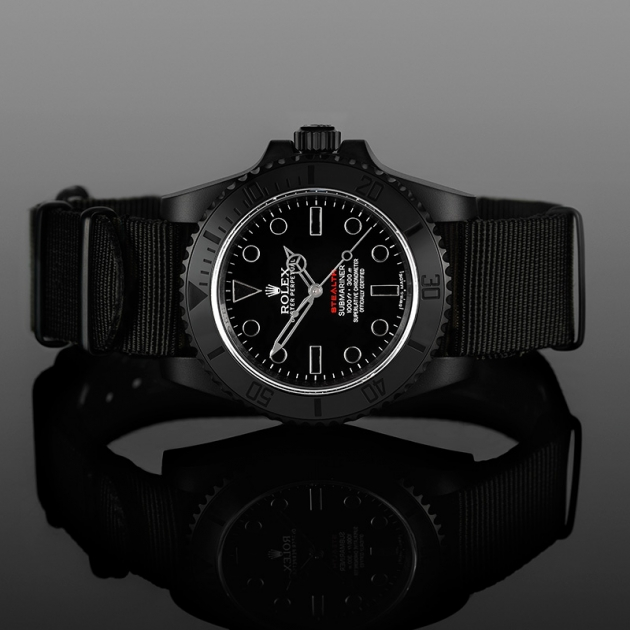ROLEX LIMITED EDITION STEALTH MK XII
