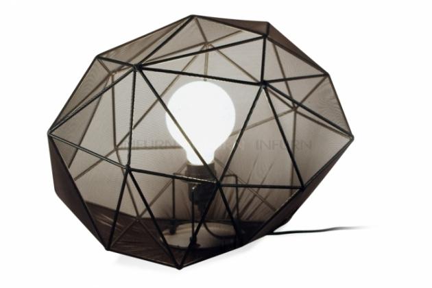 Aluminor Luminaires Quartz Table Lamp