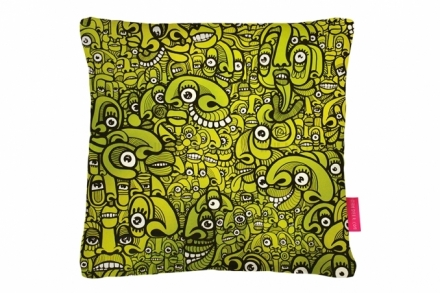 All Eyes on You Cushion