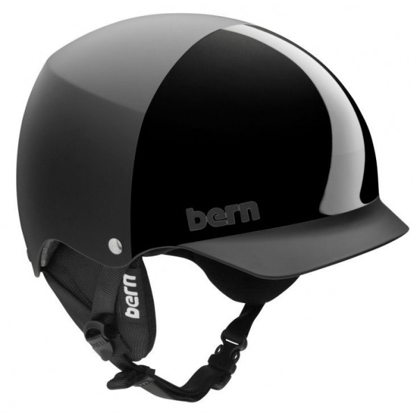 Bern Baker Helmet – All Black Everything