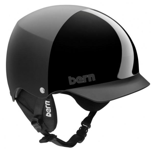 Bern Baker Helmet – All Black Everything
