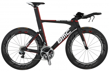 BMC Timemachine TM01 Dura Ace Di2 Double 2013 Triathlon Bike
