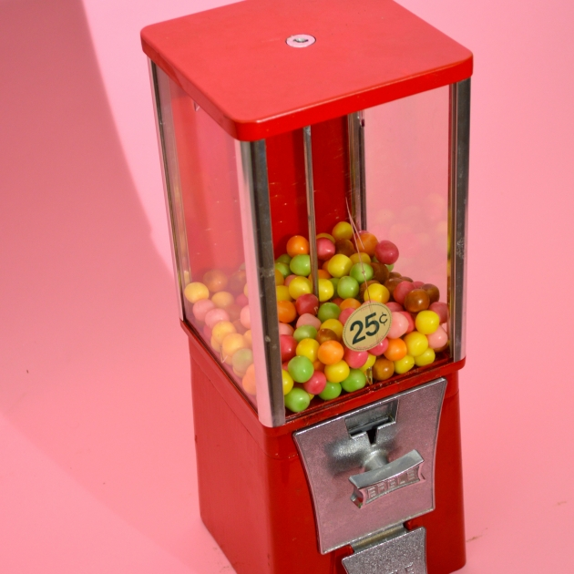 bubblegum machine
